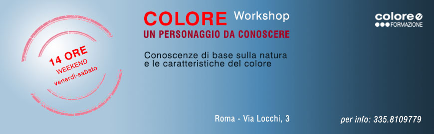 Workshop Colore